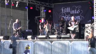 Fall Into Oblivion live @ Kalmar Stadsfest 2011