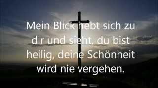 Outbreakband   Der Einzige (Lyrics) (Heilig Bist Du Herr)