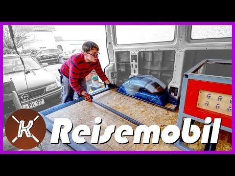 Mein T4 Reisemobil || Das Bettgestell ist fertig|| Folge 8