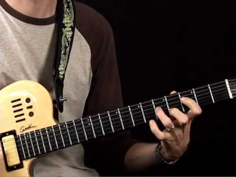 Guitar Lessons - The Efficient Guitarist - Latin Groove