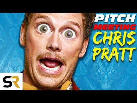 CHRIS PRATT ACTOR PITCH MEETING