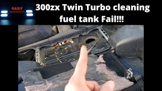 300ZX fuel tank fix fail