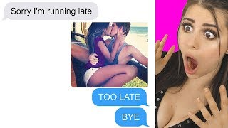 Text message mistakes that ENDED RELATIONSHIPS