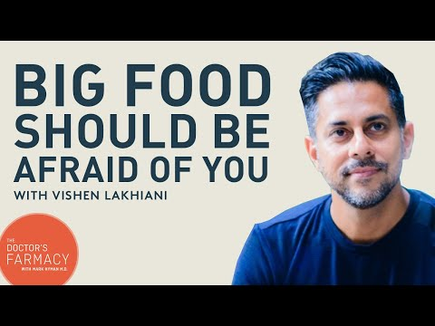 Why Big Food Should Be Afraid of You!