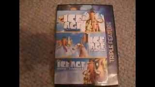 Ice Age: 1-3 Collection  - DVD Unboxing!