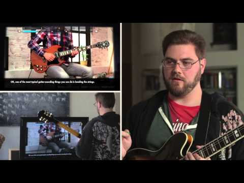 Видео № 1 из игры Rocksmith 2014 - Guitar Bundle [X360]