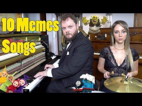 10 Memes Songs
