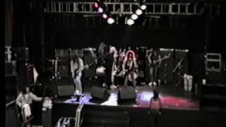 ANVIL 1989 SOUND CHECK CONCRETE JUNGLE & TOE JAM.mpg
