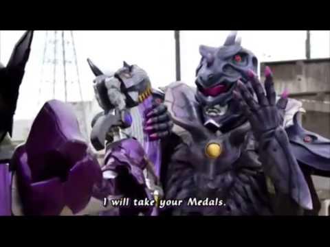 Kamen Rider ooo Blow Me Away