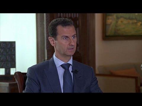 Άσαντ: «Οι ΗΠΑ δεν θέλουν να συμμαχήσουν με τη Ρωσία στον πόλεμο κατά της τρομοκρατίας»