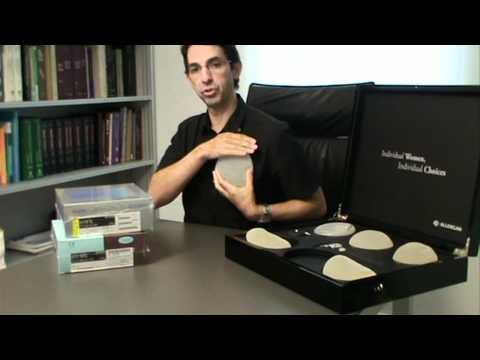 El pecho de silicio el daño y la utilidad