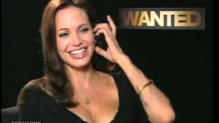 ANGELINA JOLIE * WANTED * MOST WANTED ANGELINA JOLIE