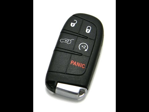 How to replace key fob battery. Jeep Grand Cherokee!