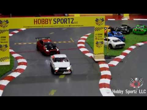 RC Drift Competition in UAE-Hobby Sportz, Jumeirah branch