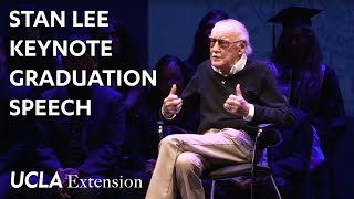 Stan Lee Keynote at the 2017 Graduation Ceremony