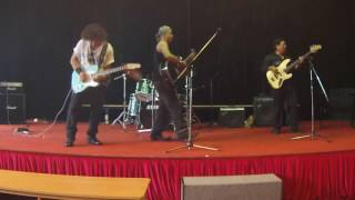 WICKED GAME HIM cover by The ROOSTERS Band Trung Thành Sago