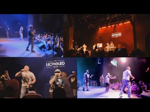 Mobb Deep + Four-In, Show Highlights - Howard Theatre, DC