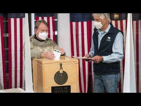 ΗΠΑ: Σε εξέλιξη η κρισιμότερη εκλογική αναμέτρηση των τελευταίων δεκαετιών…
