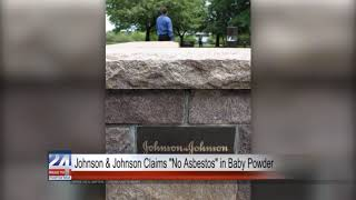 Johnson & Johnson Finds No Asbestos in Baby Powder