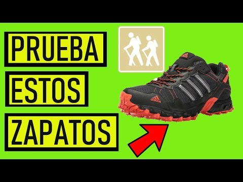 los mejores zapatos para caminar en las montanas!!!