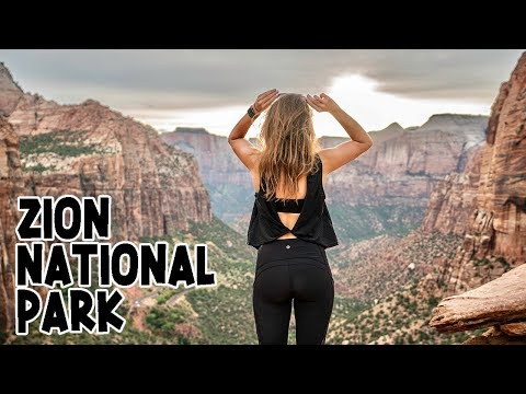The Most Spontaneous Trip Yet! | Zion