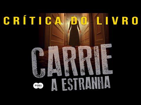 Carrie, A Estranha | Crítica do Livro