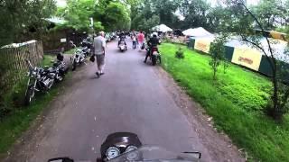 preview picture of video 'Motocyklem na Chudów - czwartkowe zloty (GoPro 3)'
