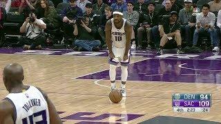  急中生智!十五個NBA很聰明的進攻 