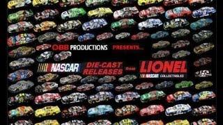 NASCAR Die-Cast Releases 37 ©
