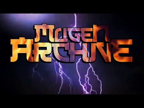 Screenpack MUGEN ARCHIVE Screen Pack released !