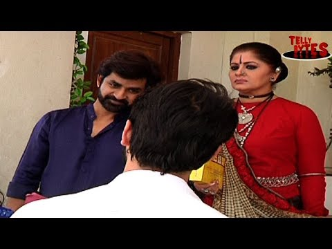 Vikrant tries to Kill Krishna in Ayushman bhava