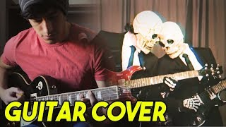 Gerard Way   Baby You're A Haunted House (Guitar Cover)