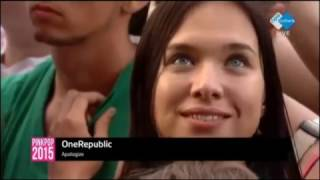 OneRepublic   Apologize  Stay With Me (Pinkpop)