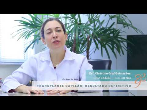 Transplante Capilar Resultado Definitivo - Vídeos | Clínica GrafGuimarães