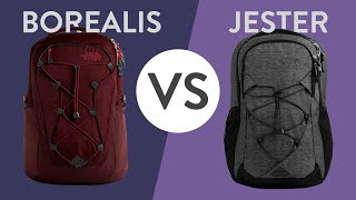North Face Jester vs Borealis - What's the Difference?