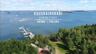 Safe Approach to Kuuskajaskari port in Rauma, Finland
