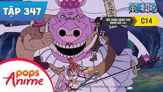 One Piece Tập 347 - Vị Kiếm Khách Cuối Cùng! Thây Ma Phản Bội Bảo Vệ Nami - Đảo Hải Tặc