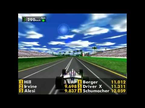 f1 racing simulation pc review