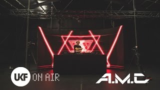 A.M.C - Live @ UKF on Air 2017