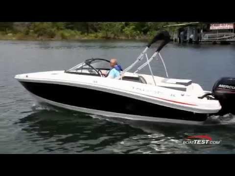 Tahoe 550 TS video