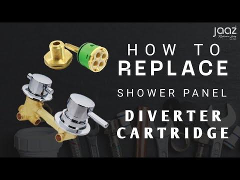 Faucet Diverter Cartridge