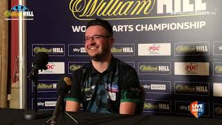 """Adam Hunt on win over Lisa Ashton: """"It was probably the worst draw for me, I'd never beaten her"""""""