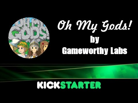 Oh My Gods! pReview