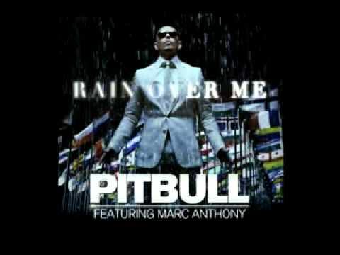 Pitbull ft. Marc Anthony - Rain Over Me.flv