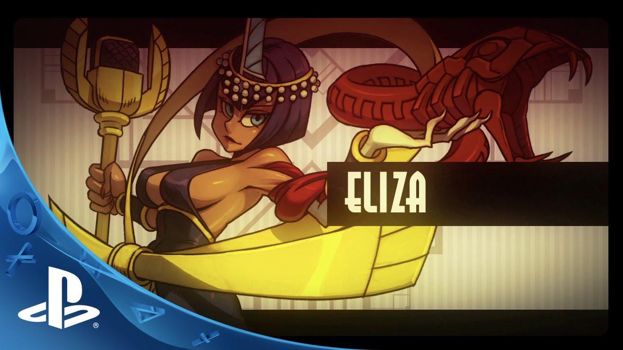 Skullgirls Encore : le nouveau perso Eliza disponible dès demain sur PS3