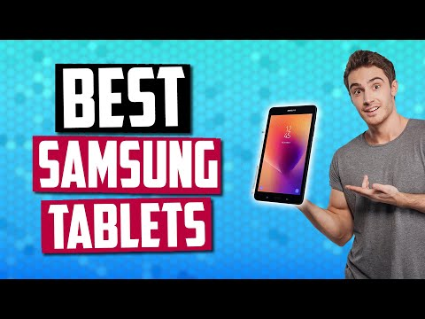 Best Samsung Tablet in 2019 | 5 Tablets For Gaming, Working & Reading!