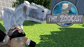 Jurassic World Season 2 (Minecraft 1.8 - Jurassicraft 2.0) Indy The Indominus Rex!