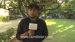 Raj Aryan at Ra Movie Team Interview