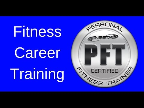 NESTA Personal Fitness Trainer Certification - YouTube