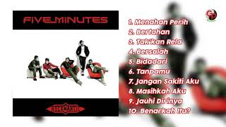 FIVE MINUTES - Album Rockmantic (Full Audio)